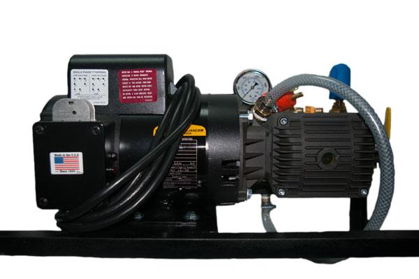Barrel Mounted Pressure Washer