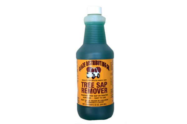 Glaze Tree Sap Remover